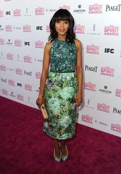 Kerry Washington - 2013 Film Independent Spirit Awards - Red Carpet