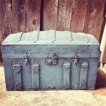 Blue Trunk