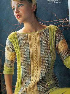 Два красочных пуловера. Очень молодёжные!<br>http://www.liveinternet.ru/users/4439971/post201900794/<br><br>#дундага #кауни #рукодельницы #вяжемвместе #градиент #оч_умелыеручки #закупка #пуловер