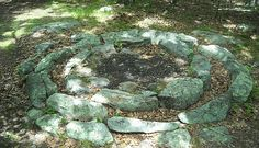 The Mysterious Stone Chambers of New England | Ceremonial Stone Circle at Gungywamp, Connecticut