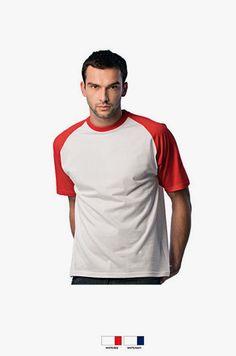 URID Merchandise -   T-SHIRT B&C BASEBALL   6.28 http://uridmerchandise.com/loja/t-shirt-bc-baseball/ Visite produto em http://uridmerchandise.com/loja/t-shirt-bc-baseball/