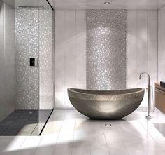 Mosaique argentee