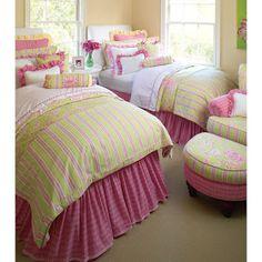Decoração de quarto para irmãs