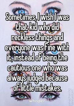 I grew up to be a timid and stunted adult who is afraid of everything.
