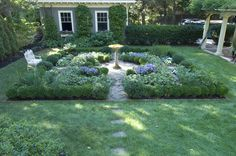 Country Gardens Massachusetts | Home Garden Boston, MA | Irrigation System & Garden Design