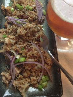 Pork Sisig, Spicy Filipino Pork Belly Appetizer for Thanksgiving on http://asianinamericamag.com