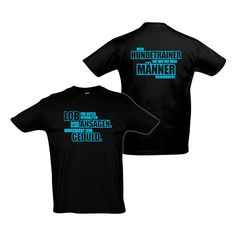 T-Shirt HUNDETRAINING Hundetrainer fun Spruch Hund Hunde Siviwonder bis 4XL