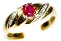18K Yellow Gold Diamond Ruby Eternity Solitaire Ring [RS0... https://www.amazon.com/dp/B00BRJ2YJ8/ref=cm_sw_r_pi_dp_nG0Hxb8D4WV3Y
