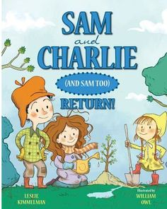 "When Charlie moves next door to Sam, he's thrilled to have a new friend--even if she is a girl. Charlie has a little sister, also named Sam--or Sam Too, as the other Sam comes to call her. Both Sam and Charlie (and Sam Too) are Jewish, and they try to live by the religion's motto: Love your neighbor as yourself. The five brief stories in this book, accompanied by colorful illustrations, highlight the value of friendship and its ups and downs. Includes ""Crunch!"" a story for Passover."