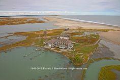 Abandoned Coast Guard Station