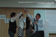 Jeunesse University 2014.4.25~26, Yanggi fine Resort, Korea - Jeunesse Success System  주네스유니버시티 양지파인리조트에서- 루미네스 팀