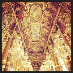 The glimmering glamour of Versailles