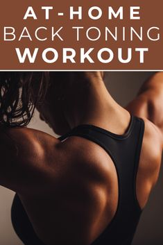 Back fat, bra bulge…whatever you call it, it can be bothersome. Here are two quick workouts focused on fighting back fat. The first one is bodyweight-only, and the second just requires a set of dumbbells. Bra Fat Workout, Oblique Workout, Belly Fat Workout, Quick Workouts, Workouts For Teens, Toning Workouts, Core Muscles, Back Muscles, Back Exercises