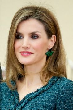 Queen Letizia of Spain attends National Sport Awards 2013 at Royal Palace of El Pardo on 04.12.2014 in Madrid, Spain