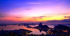 Café, sonhos e pensamentos: Cidade maravilhosa, Rio de Janeiro