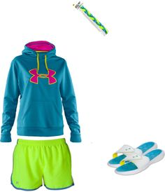 """Under Armor 2.0"" by istaser on Polyvore"