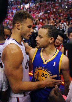 2d67cd4b0f5b Blake Griffin ~ Los Angeles Clippers ~ Stephen Curry ~ Golden State  Warriors Love And Basketball