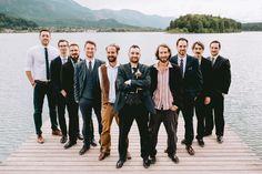 groomsmen, hochzeit wedding austria. wedding on top of a mountain. hiking. wedding day. staywild. boho bride, boho hochzeit, boho wedding