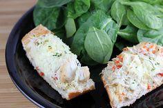 Chicken French Bread Pizza Recipe - Free Online Recipes | Free Recipes