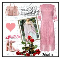 """""""Shein 6"""" by amelaa-16 ❤ liked on Polyvore featuring shein"""