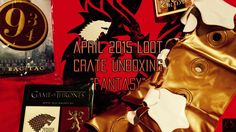 Entertainment Buddha Unboxes the April 2015 Loot Crate - http://www.entertainmentbuddha.com/entertainment-buddha-unboxes-the-april-2015-loot-crate/