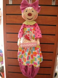 Doll bagholder
