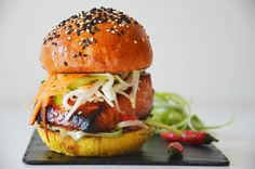 Kublanka vaří doma - Teriyaki burger