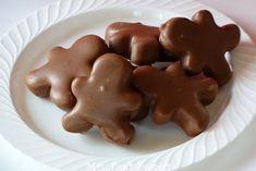 Dulces de la señora Fox: Holiday Peppermint empanadas