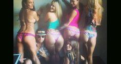 Chris Brown realiza fiesta con actrices porno tras salir de prisión | NOTICIAS AL TIEMPO