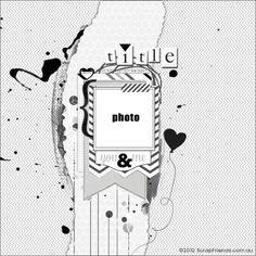 Le scrap de Marina - Blog de scrapbooking (pages, mini albums..) - Part 7