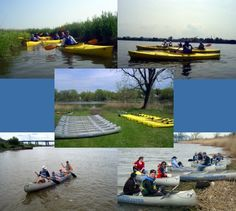 kayaking $15 for 2 hours at overpeck park kayak center! late april through end of october weather permitting, weekends 9-6 (last departure 4pm)