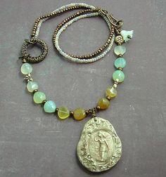 NOVABS - Faerie Fragments by Vintajia Adornments, via Flickr    so very pretty