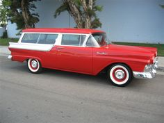 1000+ images about Station Wagons on Pinterest | Station wagon, Chrysler new yorker and Buick