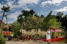 Amazing location at Riviera Maya, Xoximilco. Photoshoot by #JhankarloPhotography
