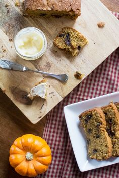 Chocolate Chip Pumpkin Bread from Stirlist.com featuring @dkarr  from @CommonGroundNe