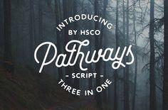 Pathways | 4 Styles + Bonuses by Hustle Supply Co. on @creativemarket