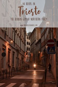 48 hours in Trieste, one of Italy's most underrated cities. Trieste, Northern Italy, Trekking, Diaries, Places To Go, Gap, Posts, Spaces, Drawing