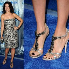 Celebrities are just people, and they suffer from bunions too. We present 40 ultra-famous women, all of whom unfortunately suffer from bunions. Chrissy Teigen Model, Iman Model, Tailors Bunion, Rebecca Gayheart, Bunion Shoes, Lisa Edelstein, Tamera Mowry, Dame Helen, Victoria Beckham Style