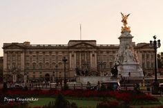 The Bukingham Palace,London
