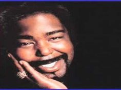 Barry White (September 1944 - July American singer and songwriter. Music Icon, Art Music, Music Artists, Dj Gear, Romantic Images, Marvin Gaye, Motown, American Singers, Orchestra
