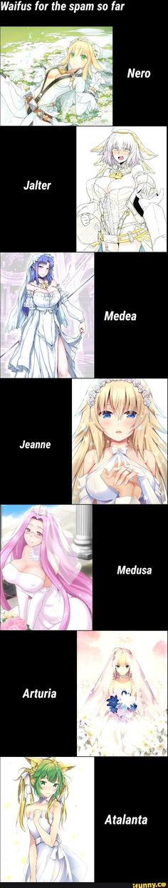 animu, fate, fategrandorder, fatestaynight - iFunny :)