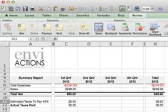 Photography Accounting made very easy!  Track sales, expenses & taxes!