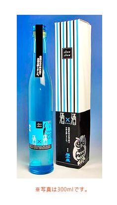 酒×酒 [シュ シュ]  Great sake packaging PD