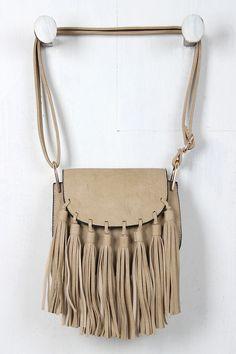 Fringe Tassels Envelope Clutch Bag