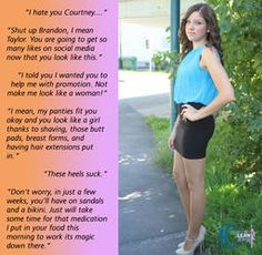 Heels Suck by CourtneyCaptisa on DeviantArt Feminization Stories, Captions Feminization, Girly Captions, Forced Tg Captions, Petticoated Boys, Sissy Boys, Hot Nun, Strict Wives, Transgender Captions
