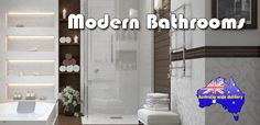 We are the leading Bathroom Suppliers in Sydney. We supply Bathroom vanity for Bathroom renovation, Shower screens Sydney etc. Bathroom Suppliers, Shower Screens, Bathroom Renovations, Sydney, Bathtub, Vanity, Home Decor, Standing Bath, Dressing Tables