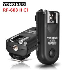 >> Click to Buy << YONGNUO RF-603 II C1 Radio Wireless Remote Flash Trigger for Canon 1100D 1000D 600D 700D 650D 100D 550D 500D 450D 400D 350D 300D #Affiliate