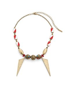 Urban Tribe Necklace.