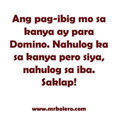 Mga Patama sa mga Nagmamahal the Best Tagalog love quotes for you