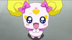 SO THIS IS CANDY FROM THE GLITTER FORCE AND I WAS PRETTY MUCH CHOKED UP WHEN I SAW THIS LAST PIC OF HER. I- I- I JUST CAN'T